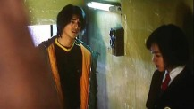 Takeshi Kaneshiro and Gigi Leung Wing Kei in TemptingHeart
