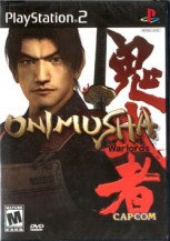 Takeshi Kaneshiro - Onimusha video game from 2000