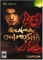 Takeshi Kaneshiro in xbox Onimusha video game
