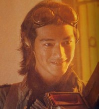 Hot Asian actor Takeshi Kaneshiro picture with his cute smile