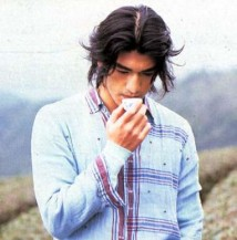 Picture of Asian actor Takeshi Kaneshiro