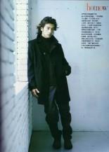 Takeshi kaneshiro on Vogue magazine pictures