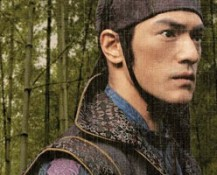 Takeshi Kaneshiro in movie House of Flying Dragon photo