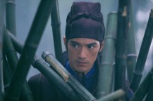 Takeshi Kaneshiro in House of Flying Dragon