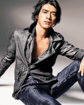 Takeshi Kaneshiro hot post